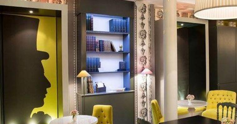 Boutique Hotel Paris exudes air of Romance