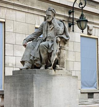 Balade insolite: sur les traces de Victor Hugo