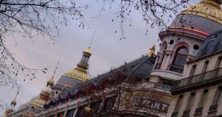 Shopping Paris Opera - A fabulous experience
