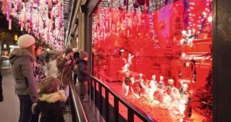 Christmas shopping in Paris for all your festive needs