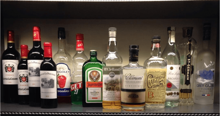 Honesty Bar: step back in time