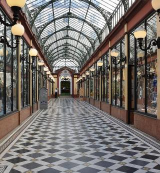 Le Paris secret des passages couverts