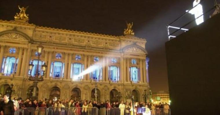 You'll have a Sleepless Night in Paris, and love it!