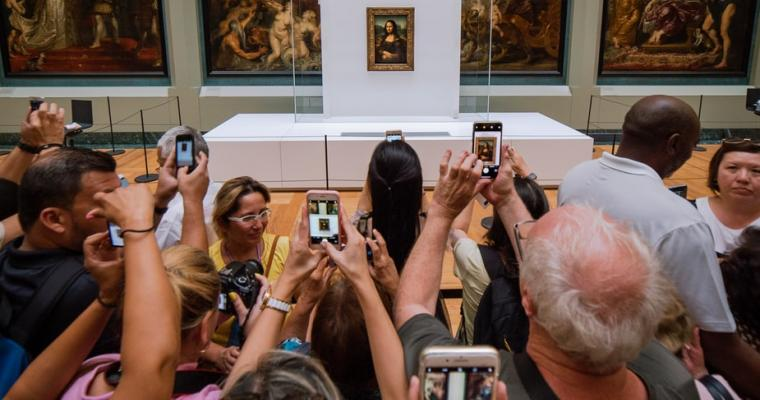 The top autumn-winter exhibition: Leonardo da Vinci at the Louvre