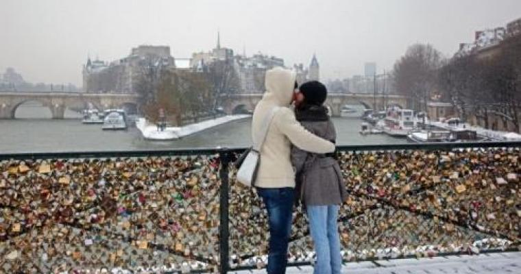 Romantic Paris - a dream escape for couples in 2014