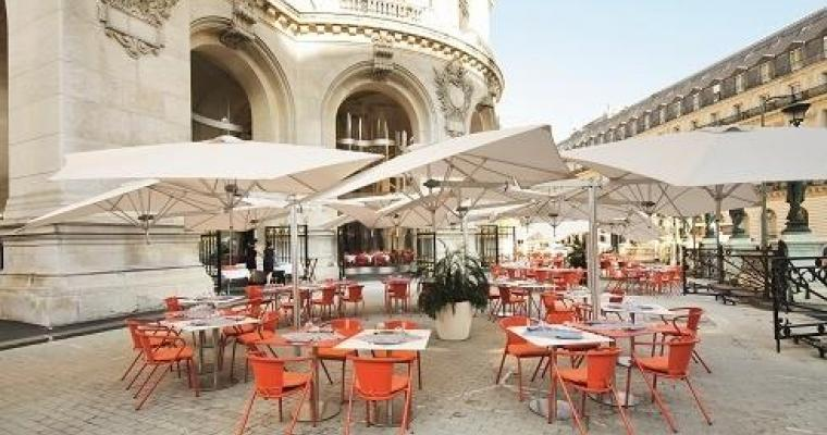 Best terrace bars in Paris for a view of Spring