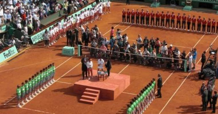 Roland Garros tennis tournament in 2014 is a must for fans