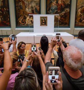 L'exposition de l'automne-hiver : Léonard de Vinci au Louvre
