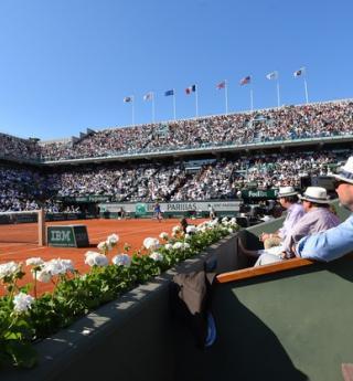 Roland-Garros : un programme intense pour l'édition 2017