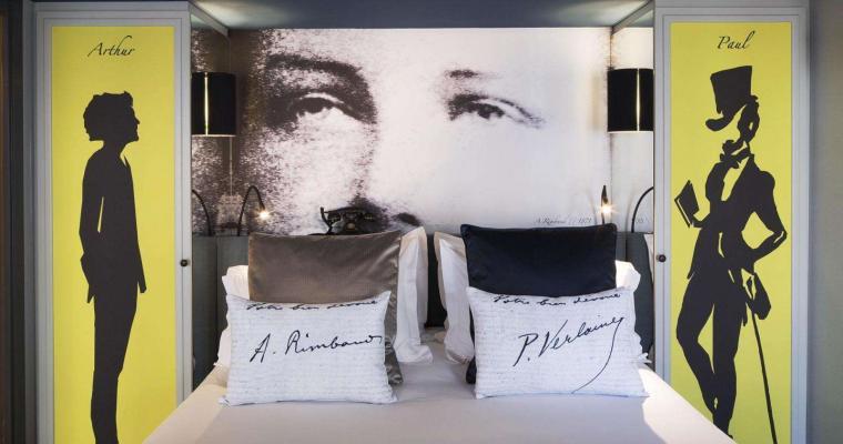 Paul Verlaine et Arthur Rimbaud : passion, génie, aventure