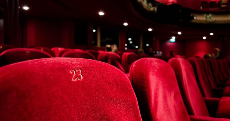 The Théâtre Mogador; the leading venue for musicals in Paris