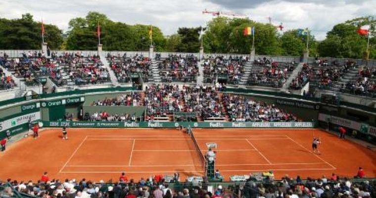 Roland Garros : le retour de la balle jaune à Paris