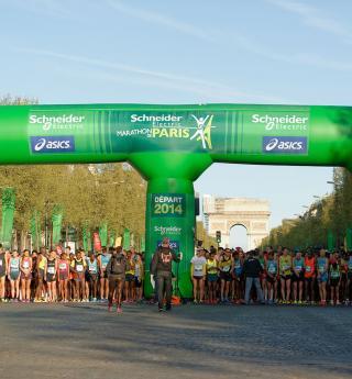 La plus mythique course à pied de Paris