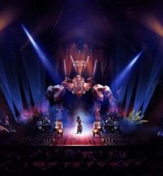 La magie de la troupe CirkAfrica, de retour au Cirque Phénix