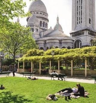 Les vendanges à Montmartre,  une cuvée tout en poésie