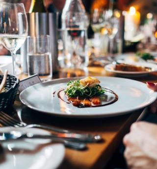 A gastronomic New Year's Eve in Paris