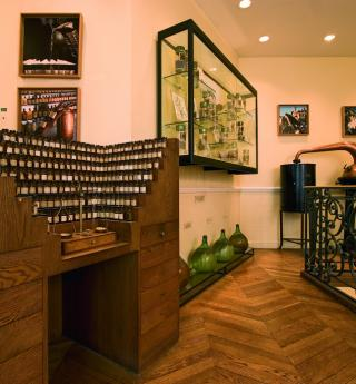 The Fragonard Perfume Museum; an olfactory journey