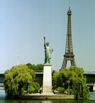 Escale fraîcheur sur les îles méconnues de Paris
