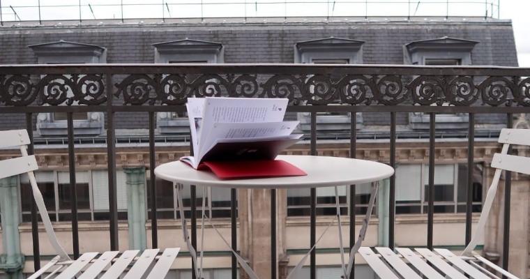 Patio et balcons : profitez des extérieurs des Plumes Hôtel