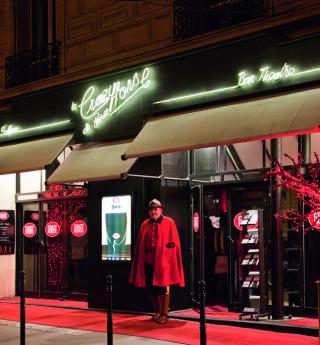 A typically Parisian New Year in the capital's cabarets