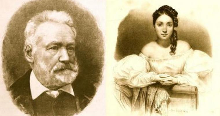 Hugo and Juliette, a love that lasted for half a century