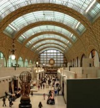 Be sure you don't miss temporary exhibitions at Musée d'Orsay