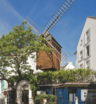 Le Moulin de la Galette, toute une histoire...