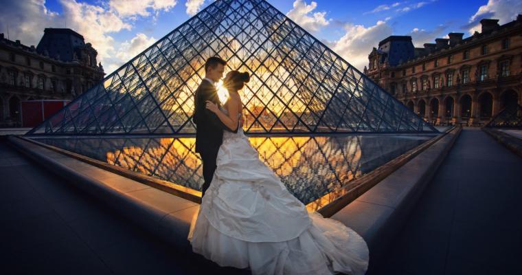 Paris, ville de l'amour et... du Salon du mariage