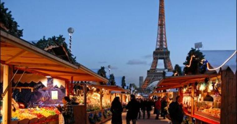 The incomparable flavour of Christmas markets