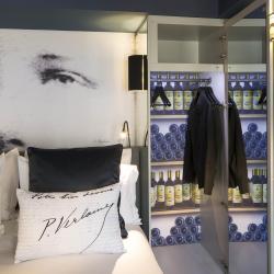 Les Plumes Hôtel Paris - Chambre Dressing design