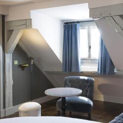 Les Plumes Hôtel Paris - Chambre Prestige mansarde 2