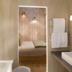 Les Plumes Hôtel Paris - Chambre Prestige - salle d'eau