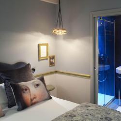 Les Plumes Hôtel Paris - Chambre salle d'eau