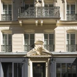 Les Plumes Hôtel Paris - Paris façade